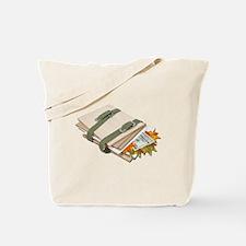 Preserving Greens Tote Bag
