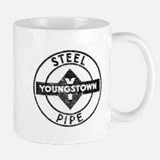 Youngstown Steel Pipe Mug