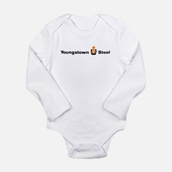 Youngstown Steel Long Sleeve Infant Bodysuit