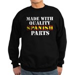 Quality Spanish Parts Sweatshirt (dark)