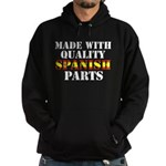Quality Spanish Parts Hoodie (dark)