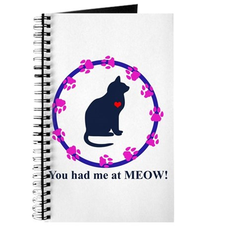 You Had Me at Meow Journal