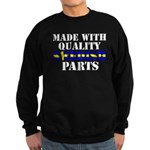 Quality Swedish Parts Sweatshirt (dark)