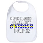 Quality Swedish Parts Bib