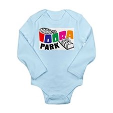 Idora Park Color Rollercoaster Long Sleeve Infant