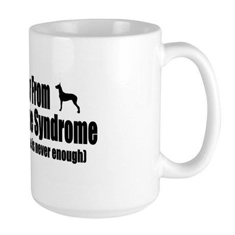 Great Dane Large Mug
