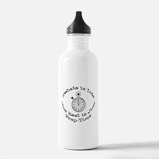 Debate is Life Water Bottle