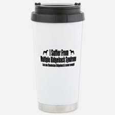 Rhodesian Ridgeback Stainless Steel Travel Mug