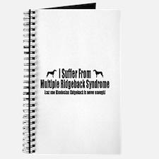 Rhodesian Ridgeback Journal