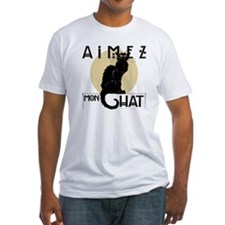 Love My Cat Shirt