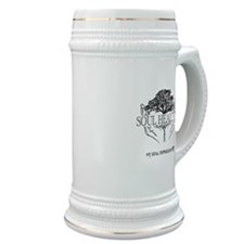 Shih Tzu Thermos Can Cooler