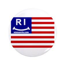 """Cute Newport rhode island 3.5"""" Button (100 pack)"""