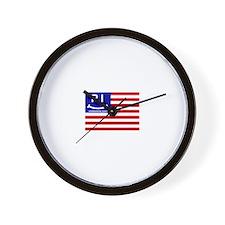 Cute Homeland security Wall Clock