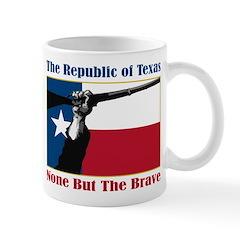 Republic Of Texas Mug Mugs