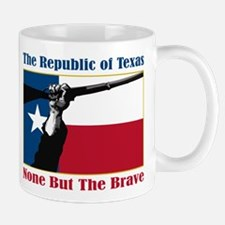 Republic Of Texas Mug Mugs