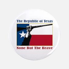 """Republic of Texas 3.5"""" Button"""