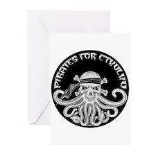 Cute Cthulu Greeting Cards (Pk of 10)