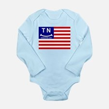 Funny Tennessee vols Long Sleeve Infant Bodysuit