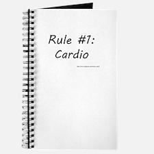Rule #1 - Cardio Journal