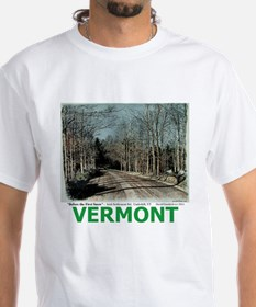 Shirt Country Road Vermont