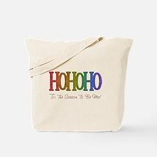 Cute Gay christmas Tote Bag