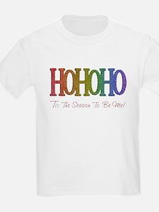 Cute Gay christmas T-Shirt