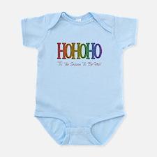 Unique Gay christmas Infant Bodysuit