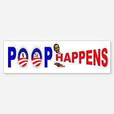 POOPY GUY Sticker (Bumper)