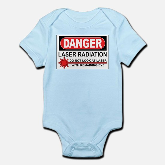 Laser Infant Bodysuit