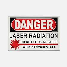 Laser Rectangle Magnet (10 pack)