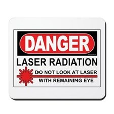 Laser Mousepad