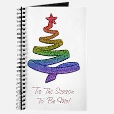 Cute Gay pride rainbows Journal