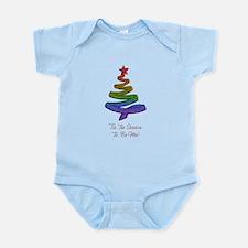 Cute Gay christmas Infant Bodysuit