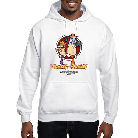 Hammy/Sammy Hooded Sweatshirt