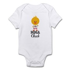 MMA Chick Infant Bodysuit