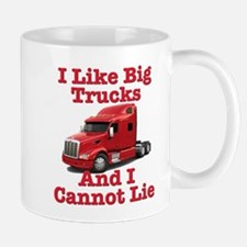 I Like Big Trucks Peterbilt Small Small Mug