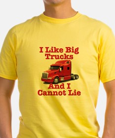 I Like Big Trucks Peterbilt T