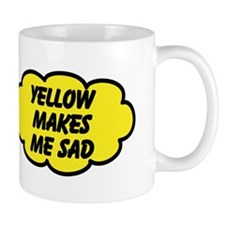 Cute Over commercialized Mug