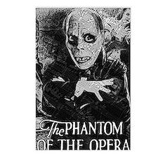 Phantom of the Opera Postcards (Package of 8)