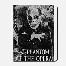 Phantom of the Opera Mousepad