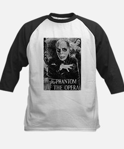 Phantom of the Opera Kids Baseball Jersey