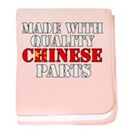 Quality Chinese Parts baby blanket