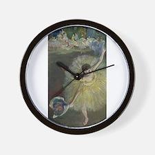 Edgar Wall Clock