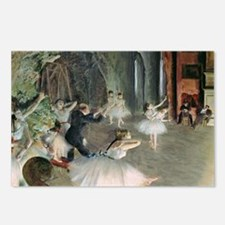 Funny Degas Postcards (Package of 8)