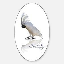 cockatoo Decal