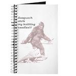 Sasquach Journal