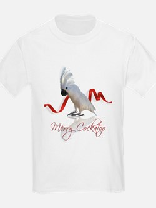 merry cockatoo T-Shirt