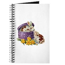 Easter Bunnies Journal