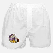 Easter Bunnies Boxer Shorts