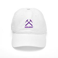 Geologist (purple) Baseball Cap